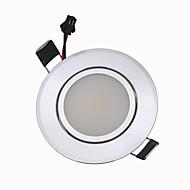 Χαμηλού Κόστους Φώτα με κλίση προς τα κάτω-9 W LEDs LED Χωνευτό Σποτ Θερμό Λευκό Ψυχρό Λευκό AC85-265