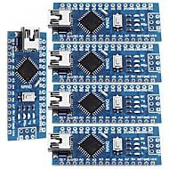 nano v3.0 atmega328p parantaa ohjain levyt arduino (5 kpl)