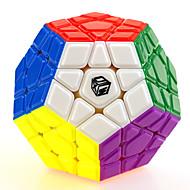 お買い得  -ルービックキューブ QI YI Warrior メガミンクス 3*3*3 スムーズなスピードキューブ マジックキューブ パズルキューブ 子供用 成人 おもちゃ 男女兼用 男の子 女の子 ギフト