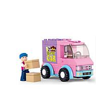 お買い得  -Sluban ブロックおもちゃ モデル作成キット 建設セット玩具 互換性のある Legoing クール 男の子 女の子 おもちゃ ギフト / 知育玩具