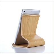 für ipad tablet stehen unterstützung holzständer stand mac risers& steht