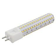 halpa -LED Bi-Pin lamput 144 SMD 2835 960 lm Lämmin valkoinen Kylmä valkoinen V 1