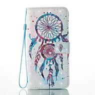 Fall für Apfel iphone 7 plus 7 Kartenhalter Brieftasche mit Standfuß Muster Fall Ganzkörper Fall 3D Traum Fänger harte PU Leder für 6s