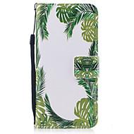 Недорогие Чехлы и кейсы для Galaxy S-Кейс для Назначение SSamsung Galaxy S8 Plus S8 Бумажник для карт Кошелек со стендом Флип Магнитный С узором Чехол дерево Твердый Кожа PU