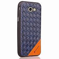 Недорогие Чехлы и кейсы для Galaxy A3(2017)-Кейс для Назначение SSamsung Galaxy A5(2017) A3(2017) С узором Кейс на заднюю панель Геометрический рисунок Мягкий ТПУ для A3 (2017) A5