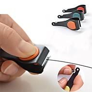 お買い得  釣り用アクセサリー-釣りツール ラインカッター&はさみ ハサミ 使いやすい ステンレス+プラスチック 一般的な釣り