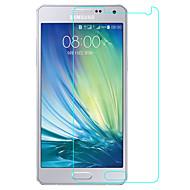 お買い得  -スクリーンプロテクター Samsung Galaxy のために A5 強化ガラス 1枚 スクリーンプロテクター 傷防止 ハイディフィニション(HD)