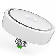 voordelige Slimme LED-lampen-12W 1100 lm E26/E27 Slimme LED-lampen T120 24 leds SMD 5730 Infrarood Sensor Licht controle Menselijke lichaamsensor Warm wit Koel wit