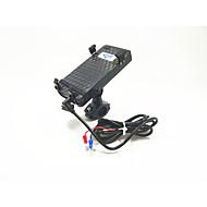 Недорогие Автомобильные зарядные устройства-USB3.0 Зарядное устройство и аксессуары 1 USB порт Кабель в комплекте 12V/2,1A