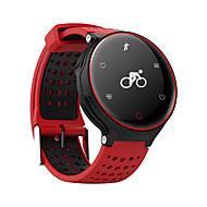 Pametna narukvicaVodootpornost Dugi standby Kalorija Brojači koraka Vježba se Prijava Heart Rate Monitor Touch Screen Udaljenost praćenje
