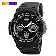 Недорогие Мужские часы-Муж. электронные часы Уникальный творческий часы Наручные часы Смарт Часы Армейские часы Нарядные часы Модные часы Спортивные часы
