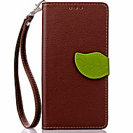 Case For Huawei P8 / Huawei / Huawei P8 Lite Wallet / Card Holder / with Stand Full Body Cases Solid Colored Hard PU Leather for P8 Lite (2017) / Huawei P8 Lite / Huawei P8