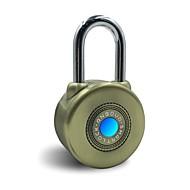 abordables Candados Mecánicos-LY-G801 Bloqueo de contraseña eléctrica Aleación de acero Desbloqueo Bluetooth para Puerta