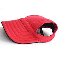 abordables Joyas & Accesorios del Perro-Gato Perro Bandanas y Sombreros Ropa para Perro Un Color Negro Rojo Azul Nailon Disfraz Para mascotas Hombre Mujer Vacaciones