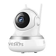 Veskys® 2.0mp 1080p hd wifi vigilancia de seguridad cámara ip almacenamiento en la nube de dos vías audio remoto monitor