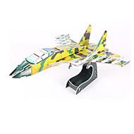 billige Legetøj og hobby-puslespil GDS-sæt 3D-puslespil Byggesten Gør Det Selv Legetøj Luftfartøj Fighter