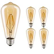LED-filamentlamper
