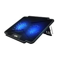 Verstellbarer Ständer Ständer mit Adapter Klappbar Andere Laptop MacBook Laptop Stand mit Adapter Stehen Sie mit Kühlventilator Metall