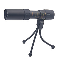 olcso Távcsövek-10-30X25mm Félszemű Szabadtéri Porro Prism Katonai Spektívet Kézi Általános Hordozó tok Nagy fényerejű Általános használat Vadászat