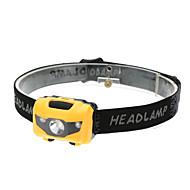 Pannlampor LED 500 Lumen 4.0 Läge LED Nej Lättviktig för Camping/Vandring/Grottkrypning Vardagsanvändning Cykling Jakt