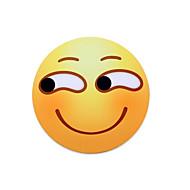 Mr.vivi podstępny uśmiech wyrażenie myszką okrągły uśmiech mysz pad zestaw pad 20 * 20cm