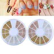 1 pcs Ozdoby na nehty nail art manikúra pedikúra Denní Módní / Nehtové šperky