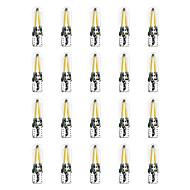 Недорогие Сигнальные огни для авто-20pcs T10 Автомобиль Лампы 2W W COB 150lm lm Светодиодные лампы Лампа поворотного сигнала