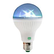1W E27 LED gömbbúrás izzók 6 led SMD RGB 100-150lm 2800-3200/6000-6500K AC 85-265V