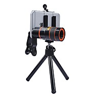 donews 8 배 긴 초점 망원경 렌즈 스마트 폰 카메라 렌즈 0.63x 와이드 앵글 15x 매크로 어안 렌즈 iphone huawei xiaomi samsung