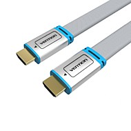 povoljno -VENTION HDMI 2.0 Kabel, HDMI 2.0 to HDMI 2.0 Kabel Muški - muški 1080P Bakreni zlato 8.0m (26Ft)