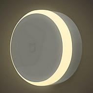 お買い得  -Xiaomi 1枚 LEDナイトライト Warm White バッテリー 赤外線センサー 調光可能 ライトコントロール 人体センサ
