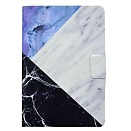 大理石のパターンpuの革ケース、アマゾンの火災のhdx 7インチのタブレットPCのためのカードスロット
