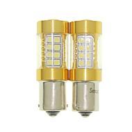 abordables -SENCART 1156 Moto Ampoules électriques 36W SMD 3030 1500-1800lm Ampoules LED Clignotants