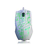 a-jazz 4000 dpi a-jazz q7強調カスタムゲーム用マウス有線USB有線特別強調ゲーム4速トランスミッション8キー