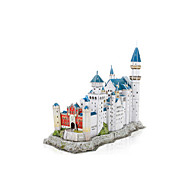 cheap Toys & Hobbies-3D Puzzles Model Building Kits Toys Castle EPS+EPU Not Specified Pieces
