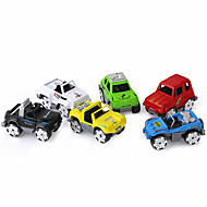 Spielzeugautos zum Aufziehen Fahrzeug Spielzeugautos SUV Spielzeuge Unisex Stücke