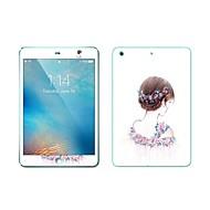 Vidrio Templado Protector de pantalla para Apple Mini iPad 3/2/1 Protector de Pantalla Posterior y Frontal Anti-Huellas Dureza 9H Borde