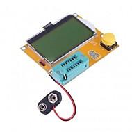 tanie Części DIY-Podświetlenie lr diody elektroluminescencyjne lcr diody LED tester diody trioda pojemności diagnostycznej-narzędzie