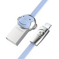ROCK USB 2.0 Kabel, USB 2.0 to Lightning Kabel Hann - hann 1,0 m (3 ft)