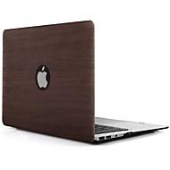 MacBook Kotelo varten MacBook Air 13-tuumainen MacBook Air 11-tuumainen MacBook Pro 13-tuumainen Retina-näytöllä Puukuvio TPU materiaali