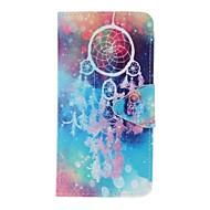 Назначение iPhone X iPhone 8 Чехлы панели Кошелек Бумажник для карт со стендом С узором Чехол Кейс для Ловец снов Твердый Искусственная