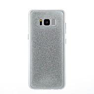 Недорогие Чехлы и кейсы для Galaxy S-Кейс для Назначение SSamsung Galaxy S8 Plus S8 С узором Кейс на заднюю панель Сияние и блеск Мягкий ТПУ для S8 Plus S8 S7 edge S7