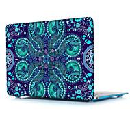 お買い得  MacBook 用ケース/バッグ/スリーブ-MacBook ケース 曼荼羅 TPU のために MacBook Air 13インチ / MacBook Air 11インチ / MacBook Pro Retinaディスプレイ13インチ