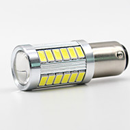 Недорогие Задние фонари-SO.K 4шт BA15D (1142) Грузовик / Автомобиль Лампы 7 W SMD 5730 800 lm Задний свет For Универсальный Все года