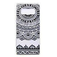 Кейс для Назначение SSamsung Galaxy Note 8 Note 5 Ультратонкий С узором Задняя крышка Мандала Мягкий TPU для Note 8 Note 5 Edge Note 5