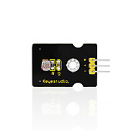 お買い得  Arduino 用アクセサリー-keyestudioフォトレジスタ光依存抵抗センサモジュールarduino用