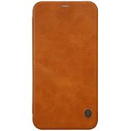 Za iPhone X iPhone 8 Torbice kućišta Utor za kartice Zaokret Kompletna maska Θήκη Jedna barva Tvrdo Umjetna koža za Apple iPhone X iPhone