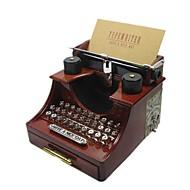 Music Box Toys Machine Resin Pieces Unisex Birthday Gift