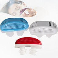 1Pcs Sleeping Aid Anti-Snoring Stop Nose Grinding Air Clean Filter Air Purifying Apparatus Health Care Color Random