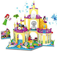 cheap Toys & Hobbies-Building Blocks Toys Castle House Horse Pieces Not Specified Gift